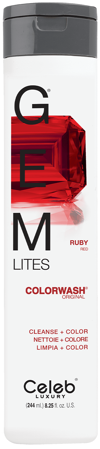 Ruby Colorwash