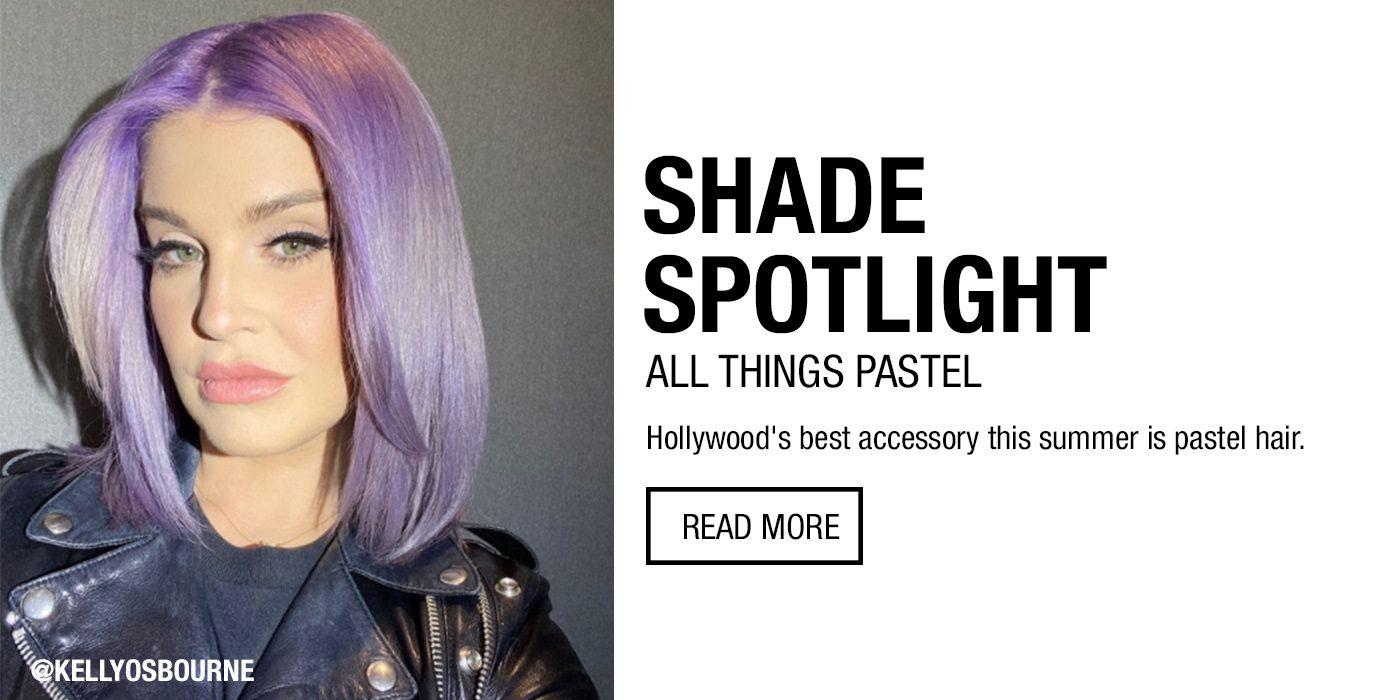 Shade Spotlight: All things Pastel
