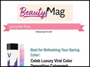 Beauty Mag - April 13, 2021