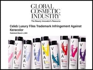Global Cosmetic Industry - March 3, 2021